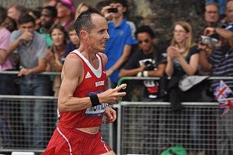 Switzerland at the 2012 Summer Olympics - Viktor Röthlin finished eleventh in men's marathon.