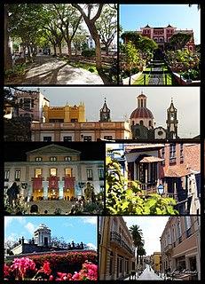 La Orotava Municipality in Canary Islands, Spain