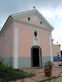 Villa di Briano (CE), 2008, Santuario della Madonna di Briano..jpg