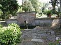 Villa reale di marlia, giardino spagnolo, retro, alimentazione vasca.JPG