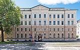 Villach Zehnte-Oktober-Strasse 20 ehem Direktion OEBB Nord-Ansicht 07092015 7163.jpg