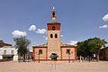 Villafranca de los Caballeros, Iglesia de Nuestra Señora de la Asunción, fachada principal.jpg