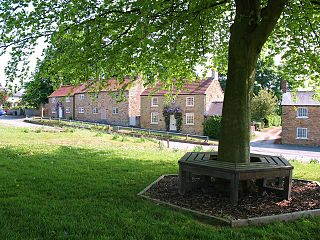 Oulston Village and civil parish in North Yorkshire, England
