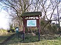 Village Information Board, Green Moor, near Wortley - geograph.org.uk - 1750939.jpg