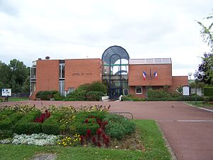 Villepreux - Town hall