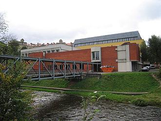 Vilnius Academy of Arts - Image: Vilnius Art Academy new