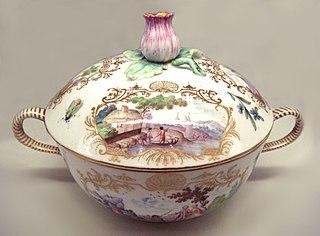 Vincennes porcelain