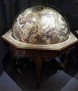 Vincenzo maria coronelli, globo celeste, venezia 1688, 01.jpg
