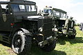 Vintage military lorries at steam rally, Nr Langport, Somerset (2699645696).jpg