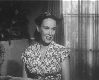 Barbara Weeks (film actress) American film actress
