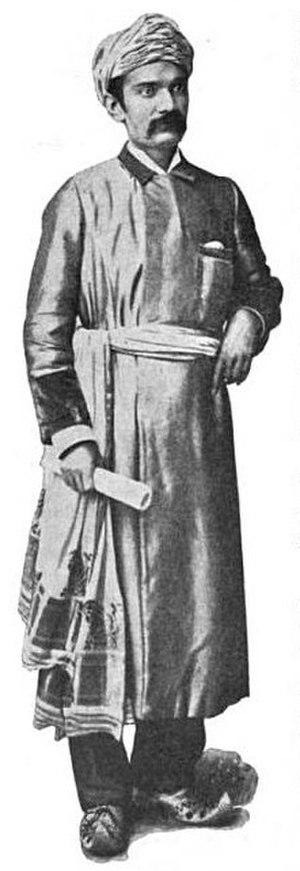 Virchand Gandhi - Virchand Gandhi
