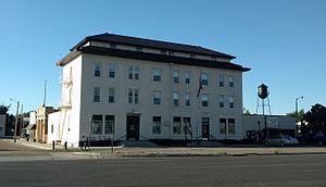 Medicine Bow, Wyoming - Virginian Hotel