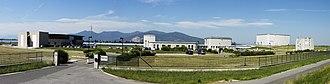 Virgo interferometer - Image: Virgo Cascina panorama