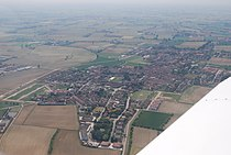 Vista áerea de Vescovato (Italia).jpg