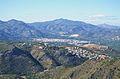 Vista de Pego des de Segària.JPG