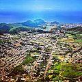 Vista de la ciudad de carupano desde el cerro maturincito.jpg