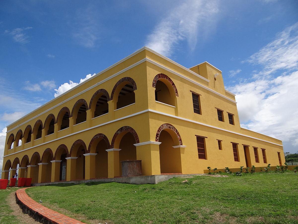 Castillo de san antonio de salgar wikipedia la for Restaurante la terraza de la casa barranquilla