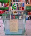 Vitrine Academia Brasileira de Letras.JPG