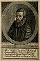 Volcher Coiter. Etching by J. F. Leonart, 1669, after N. Neu Wellcome V0001181.jpg