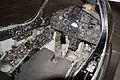 Vought F-8J Crusader Cockpit FromR TAM 3Feb2010 (14443573380).jpg