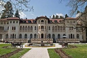 Iskar, Sofia - Vrana Palace