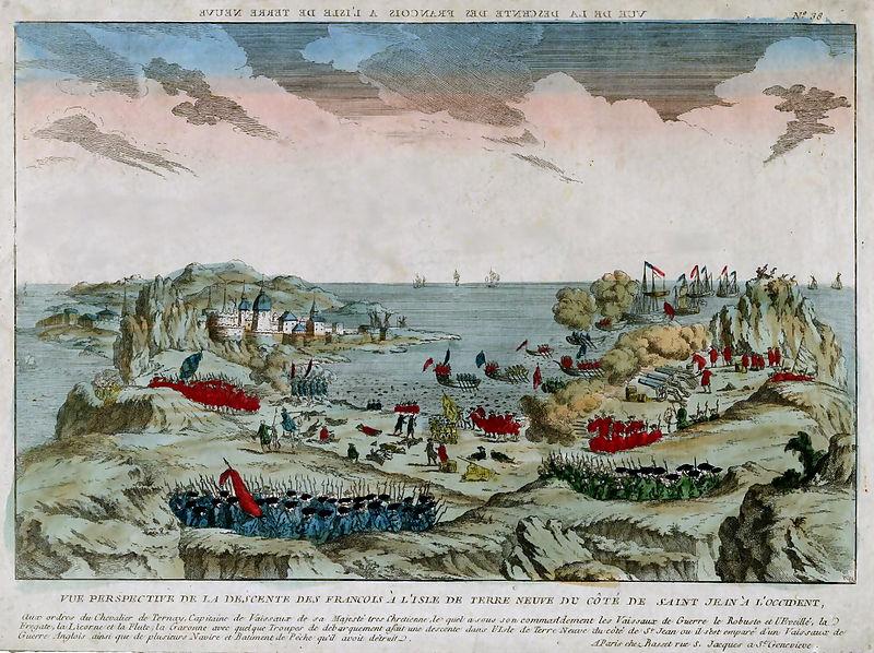 File:Vue de la descente a Terre Neuve par le chevalier de Ternay en 1762.jpg