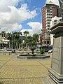 Vue de la place centrale de Port-Louis, Ile Maurice (2009).jpg