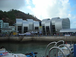 Vũng Tàu - Vũng Tàu Hydrofoil Fast Ferry Station, an architectural landmark of the city