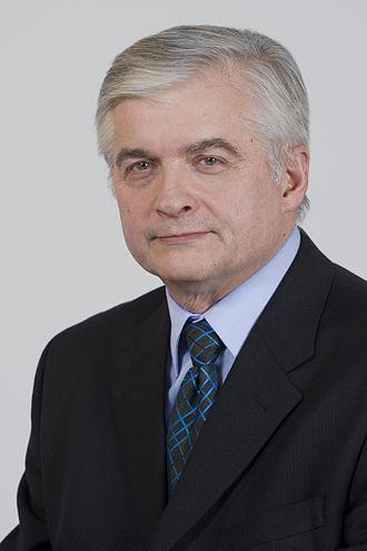 Democratic Left Alliance - Image: Włodzimierz Cimoszewicz Kancelaria Senatu