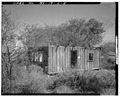 WEST BACK - Kiel Ranch, Remnant House, 200 West Carey Avenue, North Las Vegas, Clark County, NV HABS NEV,2-NOLAV,1C-2.tif