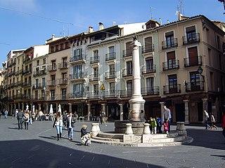 fountain of El Torico