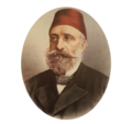 WORMELEY(1893) p373 Midhat Pasha-colored.png