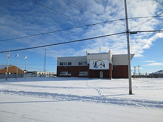 Eastmain, Quebec - Wabannutao Eeyou School