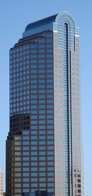 One Wachovia Center, the 3rd-tallest building ...