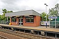 Waiting room, Bredbury railway station (geograph 4512688).jpg