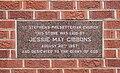Walbundrie Uniting Church Foundation Stone.JPG