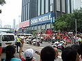 WanChai - 2008 Summer Olympics torch relay in Hong Kong - 2008-05-02 16h34m06s SN207222.jpg