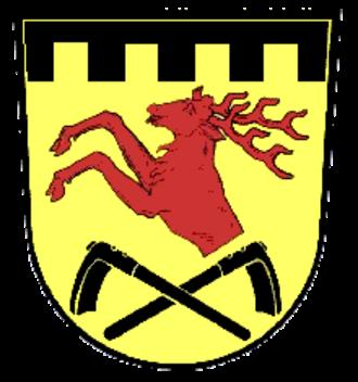 Neusorg - Image: Wappen Neusorg