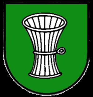 Niederstotzingen - Image: Wappen Niederstotzingen