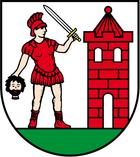Das Wappen von Schraplau