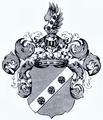 Wappen der Freiherrn von Langenau 1827.png