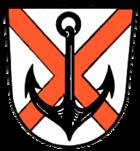 Das Wappen von Merkendorf