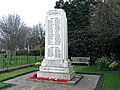 War Memorial, Hadley - geograph.org.uk - 1207682.jpg