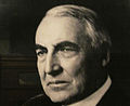 Warren G. Harding at Postal Museum in Washington, D.C. IMG 4366.JPG