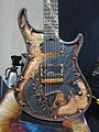 Warrior Crown of Thorns guitar body, 2010 Summer NAMM.jpg