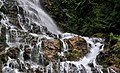 Water cascades at Bridal Veil Falls.JPG