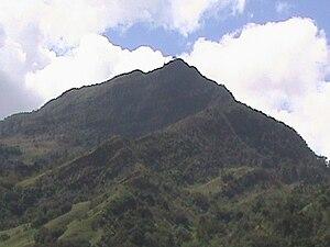 Rionegro Province - Wayoke Hill, Pacho
