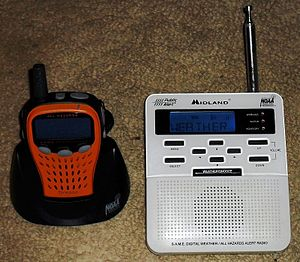 Weather radio - Image: Weather Radios