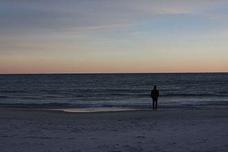 Weekapaug, Rhode Island - Weekapaug, Rhode Island at sunset