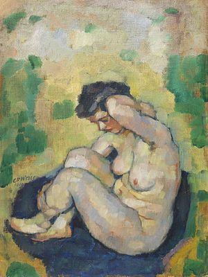 Emil Rudolf Weiß - Nude